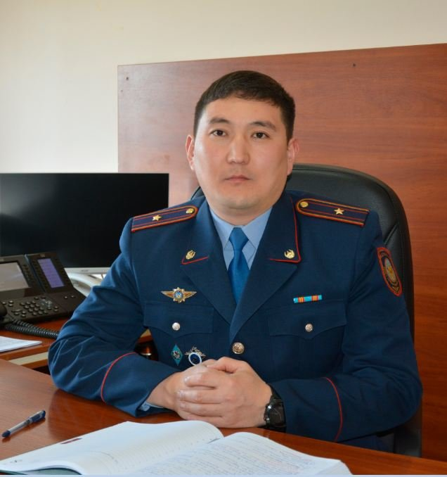 Новое назначение начальника Управления собственной безопасности ДП Туркестанской области, фото-1
