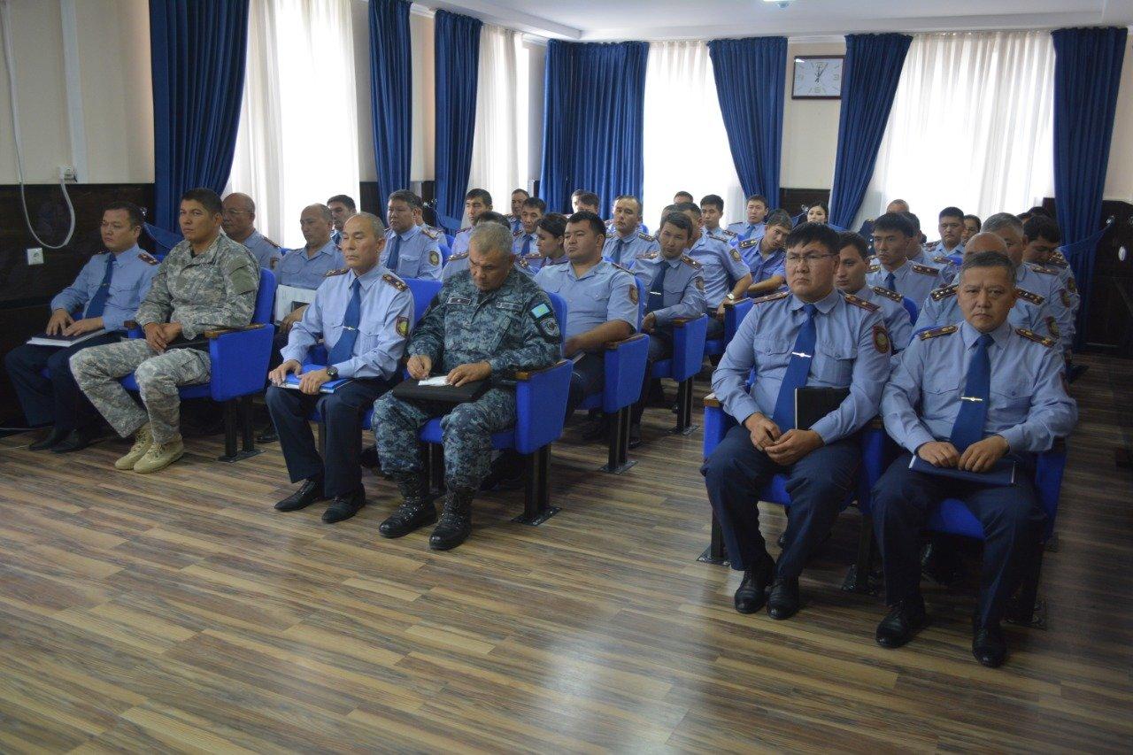 Новое назначение начальника Управления собственной безопасности ДП Туркестанской области, фото-4