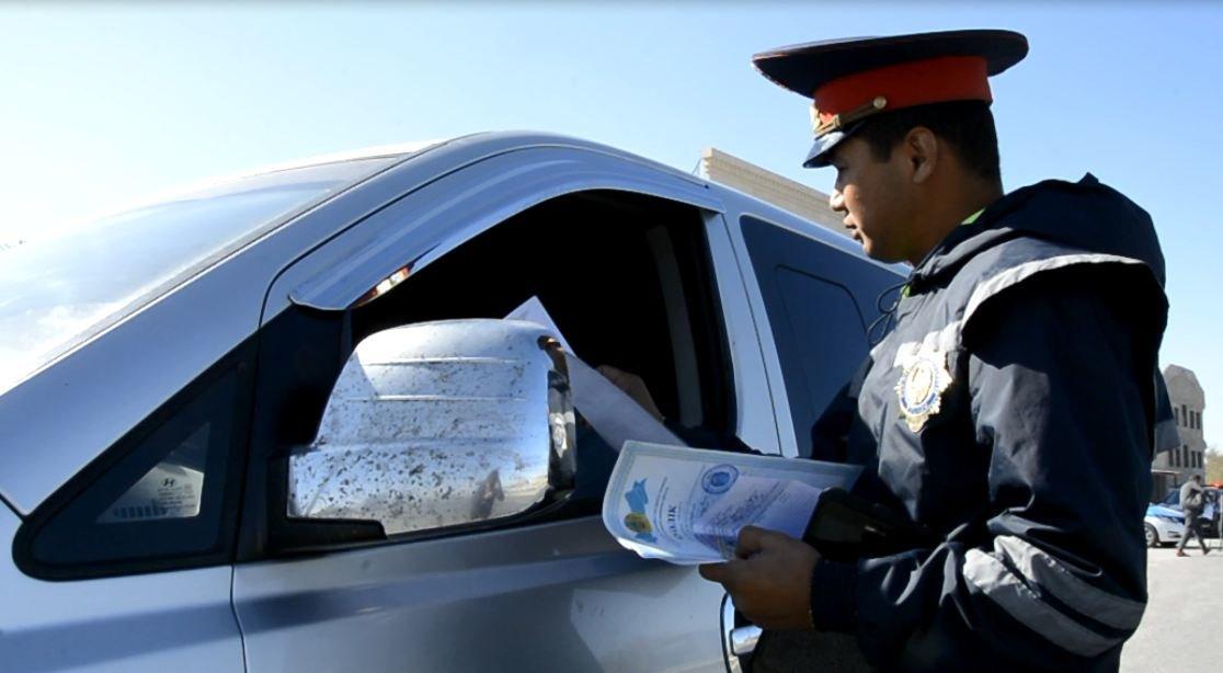 Полицейскими Туркестанской области выявлено около 300 нарушений ПДД в ходе ОПМ «Автобус», фото-4