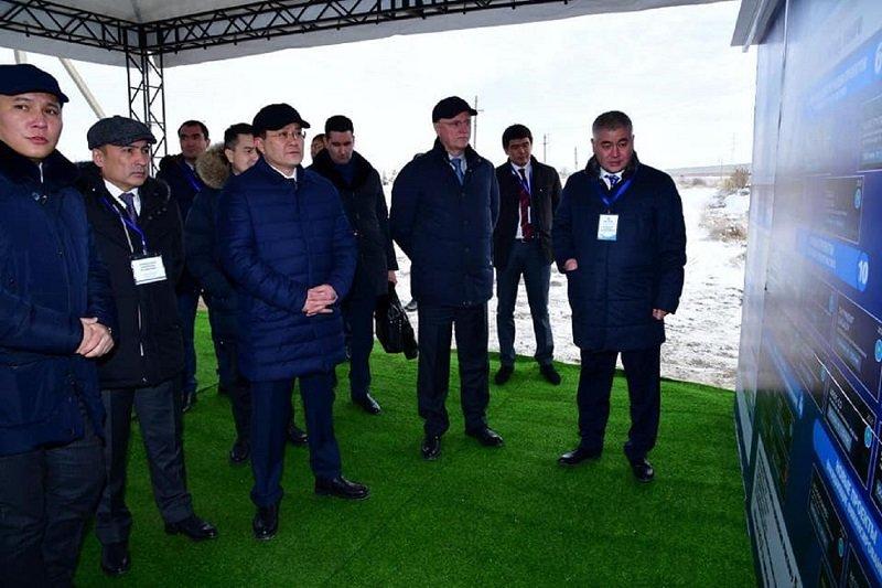 Скляр проконтролировал выполнение поручений Назарбаева и Токаева в Шымкенте, фото-1
