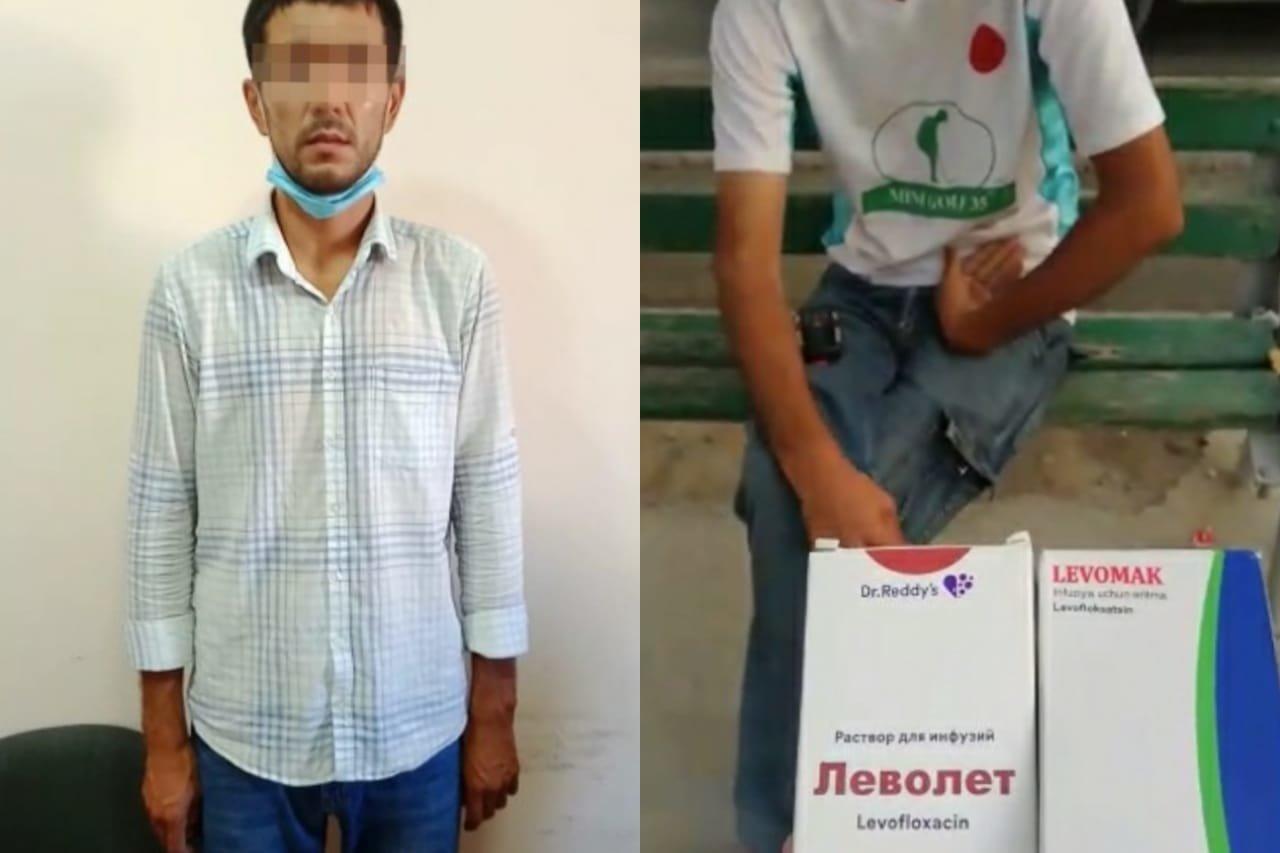 За шуточный вайн о спекуляции лекарствами в Туркестане полиция привлекла к ответственности, фото-1