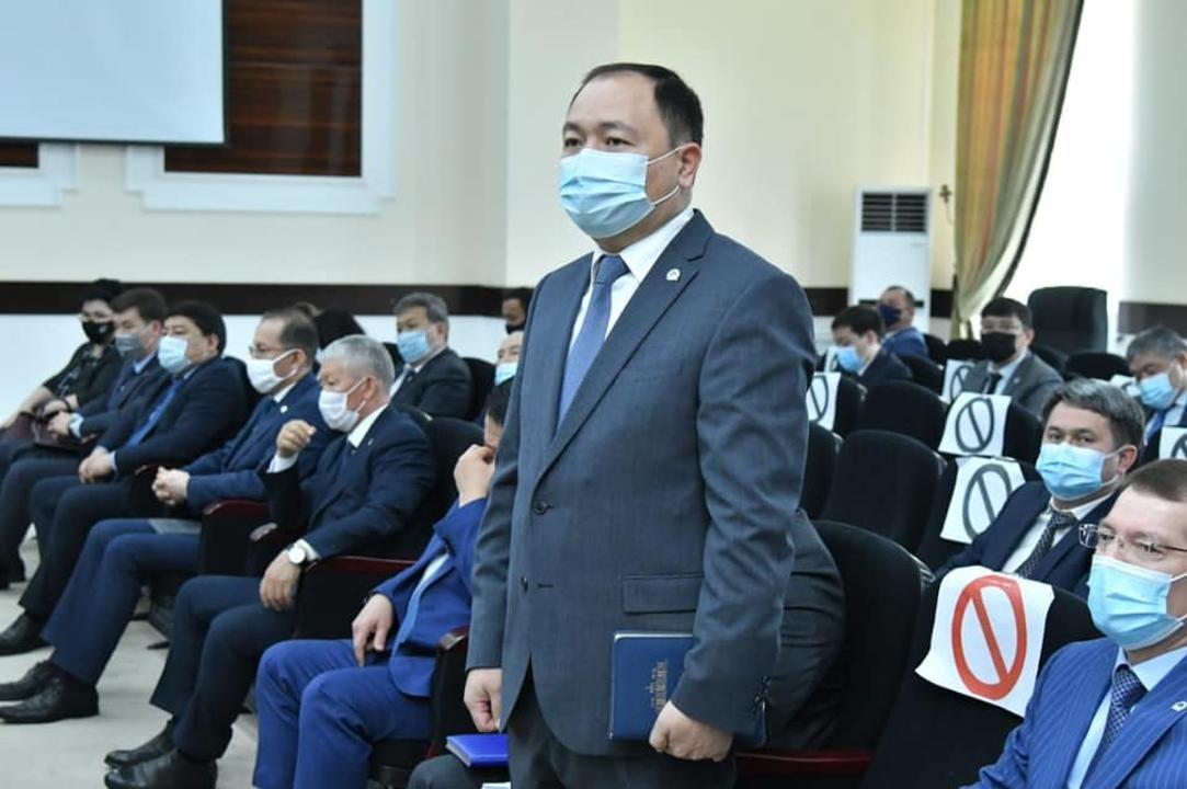 В Шымкенте назначили нового районного акима